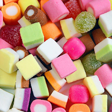 image of Dolly Mixtures - www.chocolatierfountains.co.uk