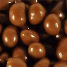 image of Chocolate flavoured raisins - www.chocolatierfountains.co.uk