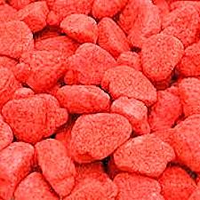 foam-strawberries